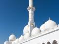 La Grande Mosquée Sheikh Zayed - Abu Dhabi